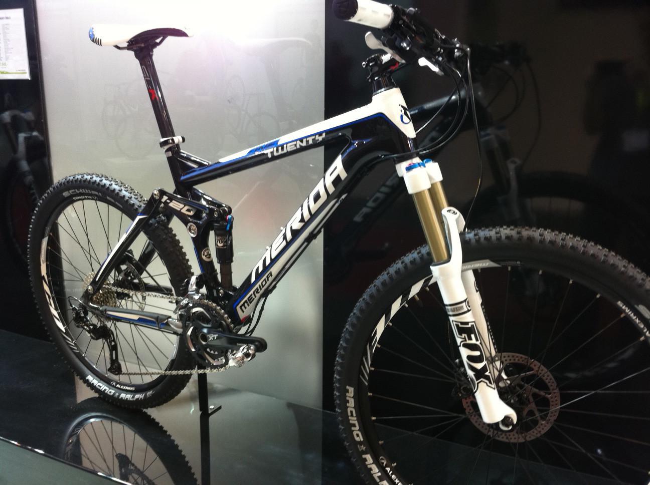 Merida One-Twenty Carbon XT-D - Eurobike 2011 - Mountain Biking Pictures - Vital MTB