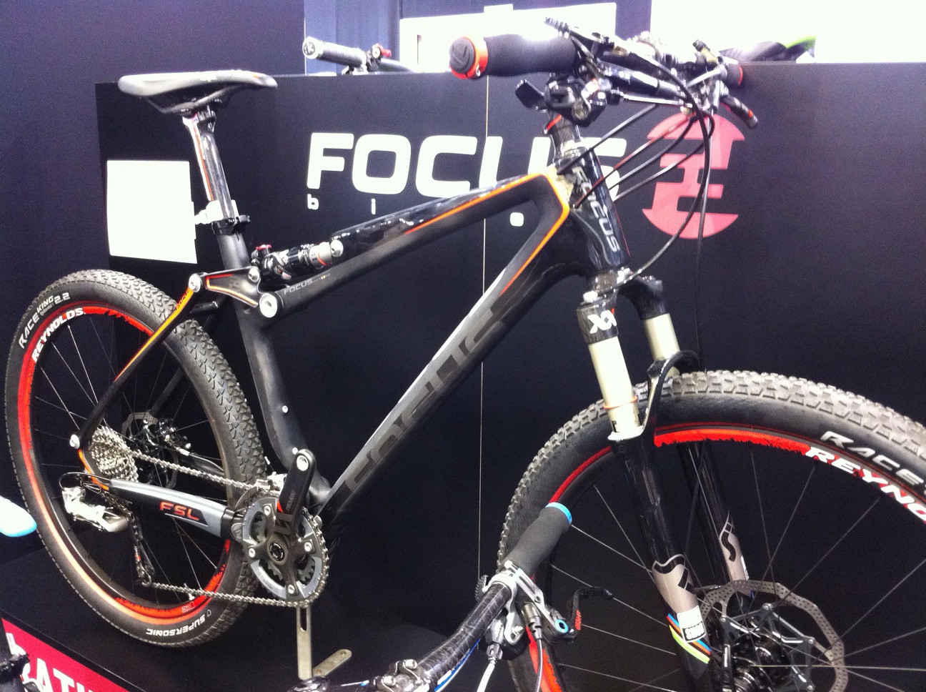 Focus FLS 1.0 - Eurobike 2011 - Mountain Biking Pictures - Vital MTB