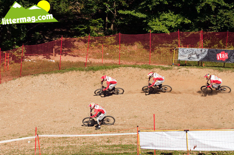 4times 4x - 2009 UCI World Cup Maribor - Day 2 - Mountain Biking Pictures - Vital MTB