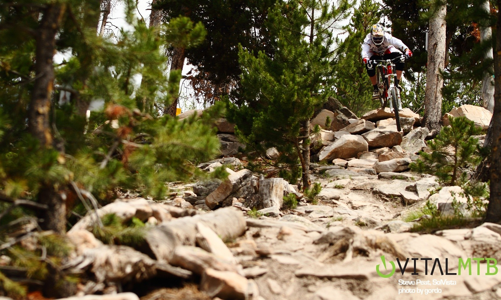 vital mtb desktop wallpapers - mountain bikes feature stories, Powerpoint templates