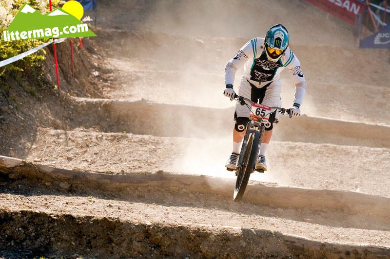 Gravey Train - 2009 UCI World Cup Maribor - Day 2 - Mountain Biking Pictures - Vital MTB