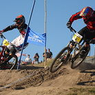 Kyle Strait Wins the 2012 Sea Otter Classic Dual Slalom
