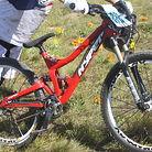 Cam Zink's Hyper Slalom bike
