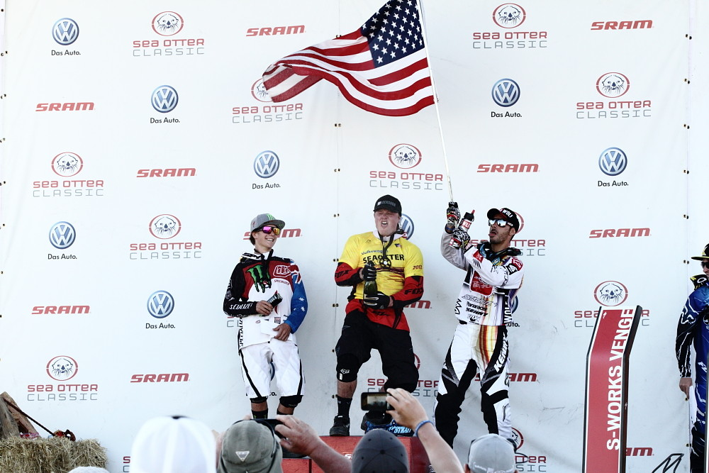 The Biggest Story of Sea Otter for American Gravity - 2012 Sea Otter Gravity Wrap Up - Mountain Biking Pictures - Vital MTB