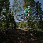 BCD's Carbon 29er Downhill Bike Motowhip