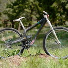 BCD's Carbon 29er DH Bike from 2007