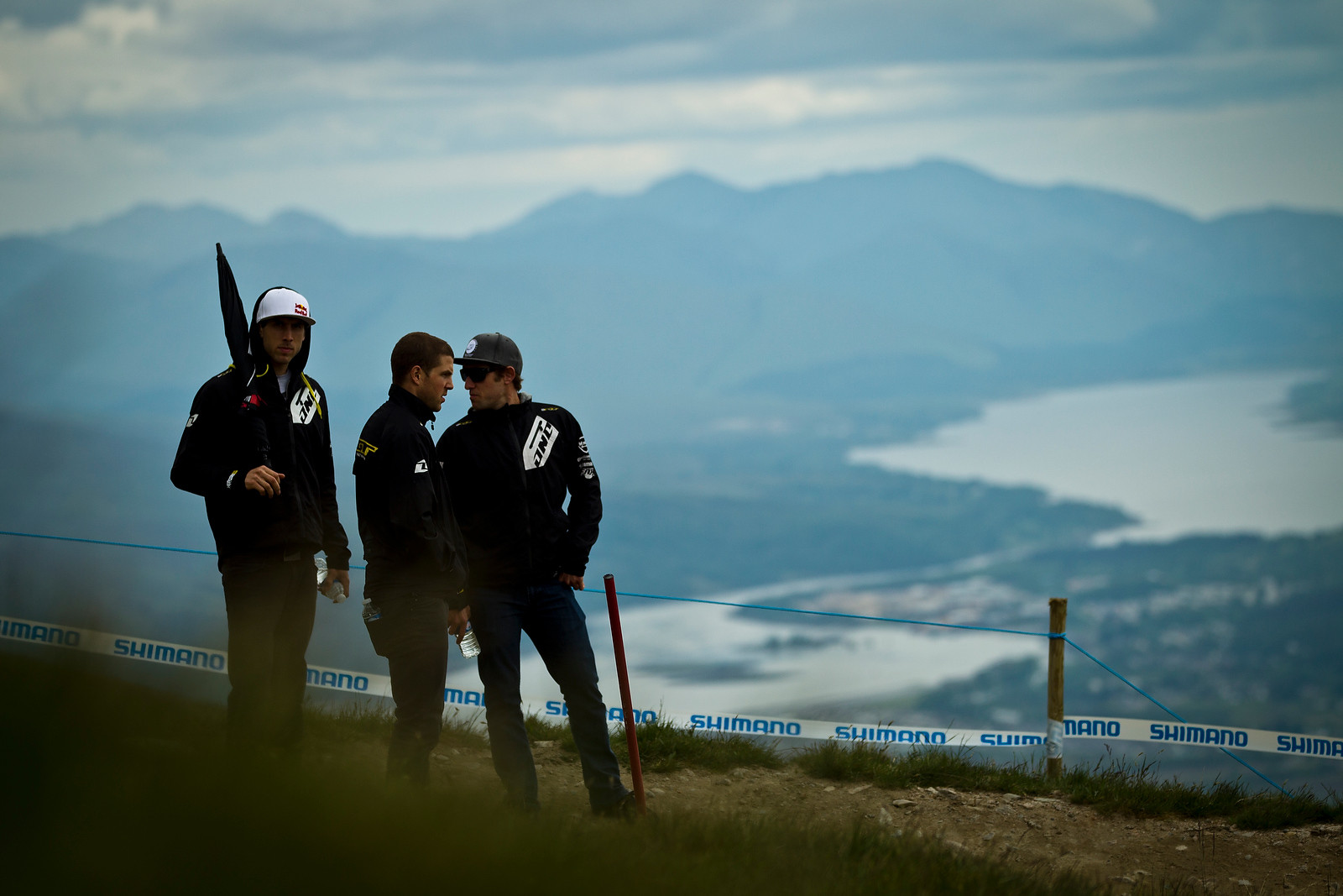 Welcome Back Dan Atherton! - 2012 UCI World Cup, Fort WIlliam Scotland, Day 1 - Mountain Biking Pictures - Vital MTB