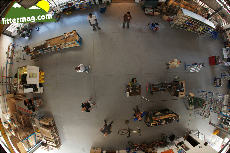 Morewood from above - Morewood Bikes Factory Tour - Mountain Biking Pictures - Vital MTB