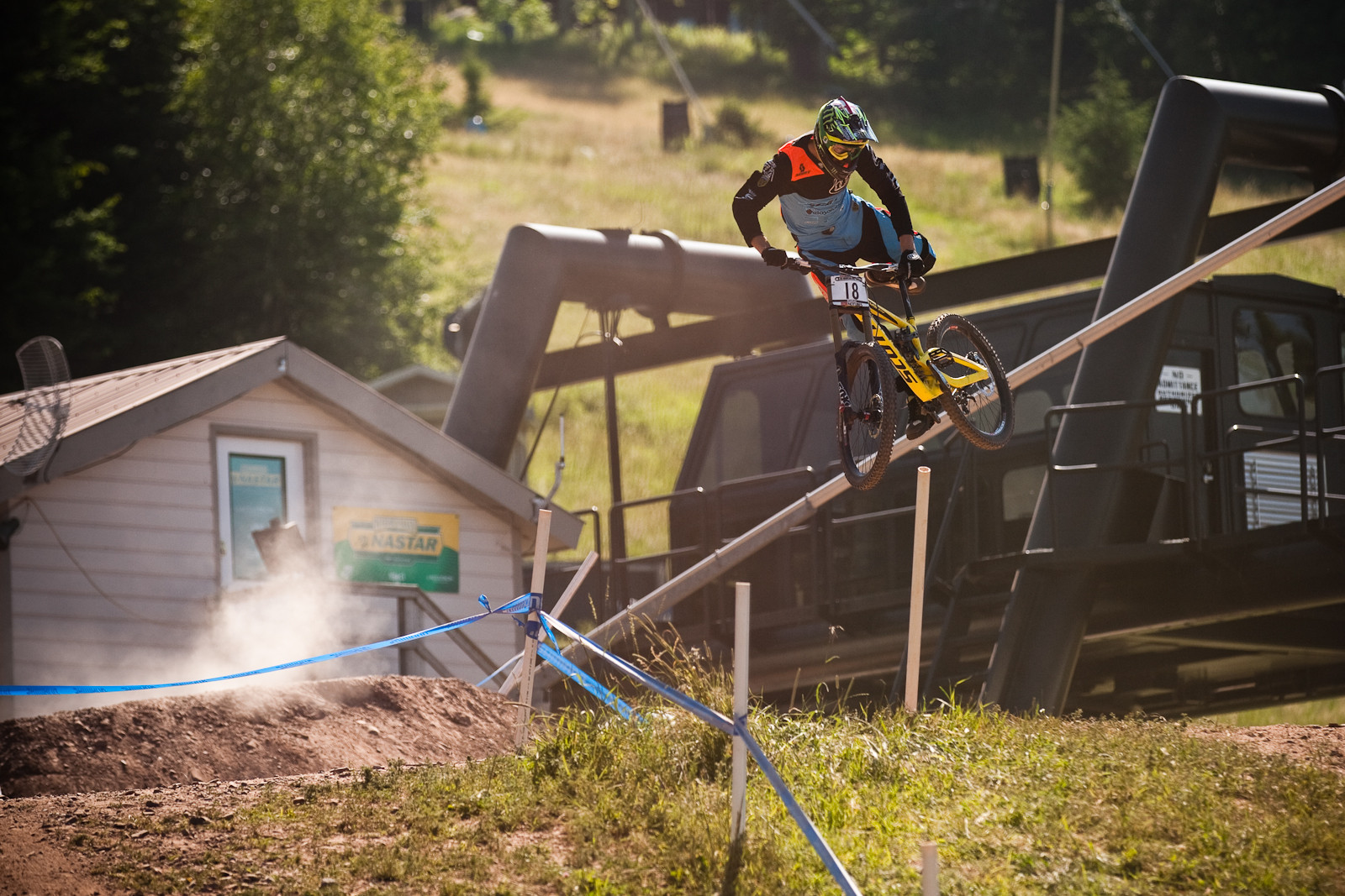 Brendan Fairclough at Windham - 2012 UCI World Cup, Windham, New York Day 2 - Mountain Biking Pictures - Vital MTB