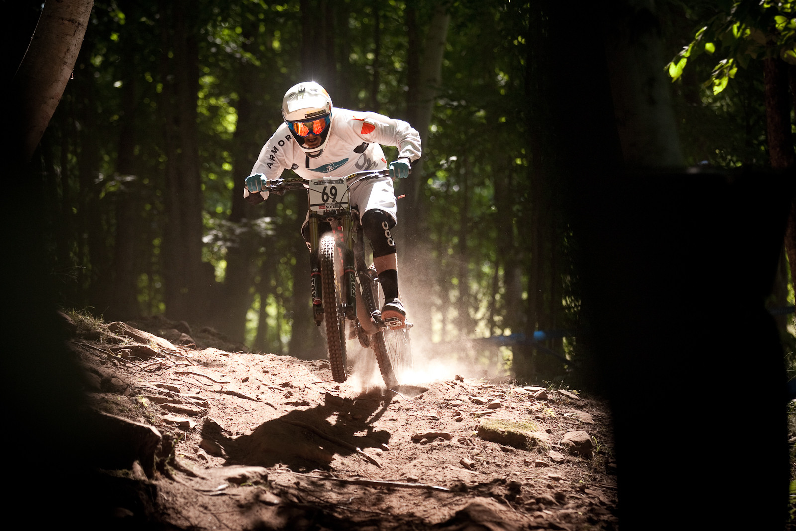 Ruaridh Cunningham, Windham World Cup - 2012 UCI World Cup, Windham, New York Day 2 - Mountain Biking Pictures - Vital MTB
