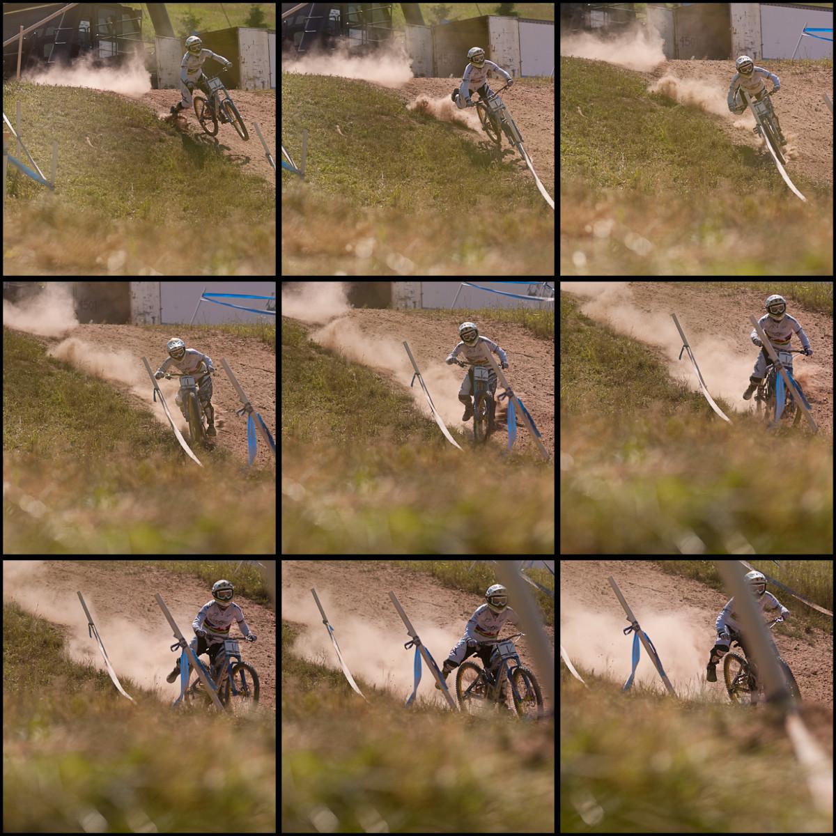 Emmeline Ragot - 2012 UCI World Cup, Windham, New York Day 2 - Mountain Biking Pictures - Vital MTB