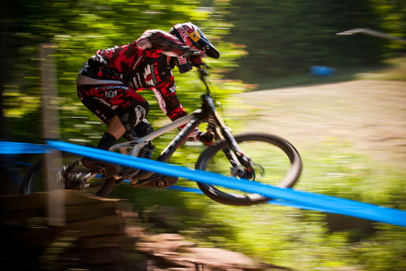 Aaron Gwin, Will He Win the Windham World Cup Again? - 2012 UCI World Cup, Windham, New York Day 2 - Mountain Biking Pictures - Vital MTB