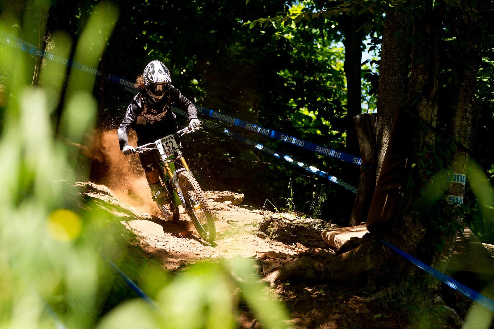 Yuki Kushima at Windham World Cup - 2012 UCI World Cup, Windham, New York Day 2 - Mountain Biking Pictures - Vital MTB