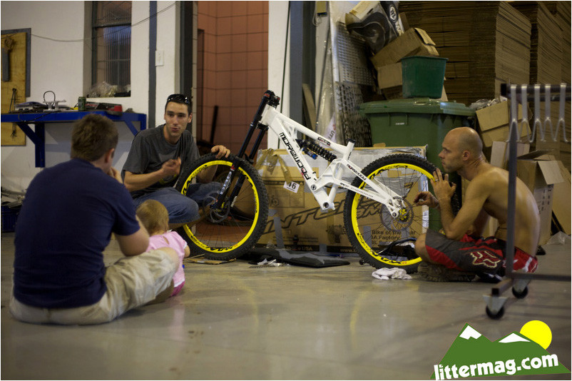 Family... - Morewood Bikes Factory Tour - Mountain Biking Pictures - Vital MTB