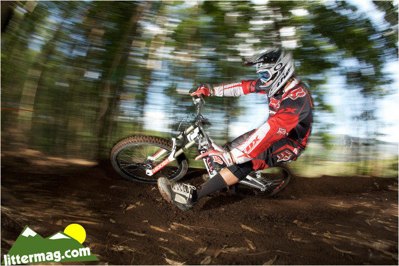 Jonty Neethling rips it - Morewood Bikes Factory Tour - Mountain Biking Pictures - Vital MTB