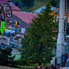 Cam Zink Wins Dual Speed and Style at Crankworx Europe