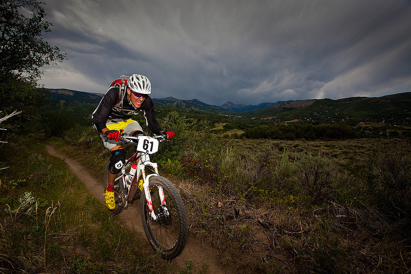 Braden Kappius, 3rd Place at Master of the Mass Enduro - 2012 Master of the Mass Enduro Race - Mountain Biking Pictures - Vital MTB