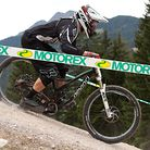 Devinci Wilson Bottom Out at Leogang World Champs