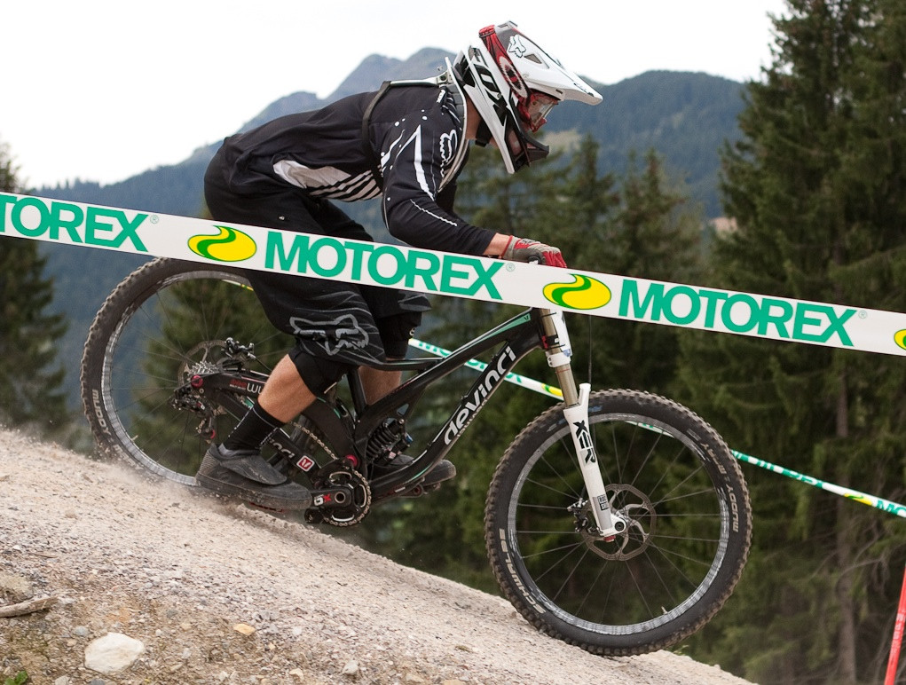 Devinci Wilson Bottom Out at Leogang World Champs - G-Out Project: WORLD CHAMPS IN LEOGANG! - Mountain Biking Pictures - Vital MTB