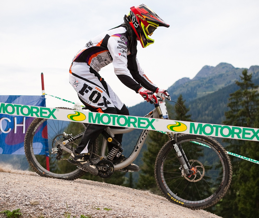 Kona Supreme Operator Bottomed Out - G-Out Project: WORLD CHAMPS IN LEOGANG! - Mountain Biking Pictures - Vital MTB