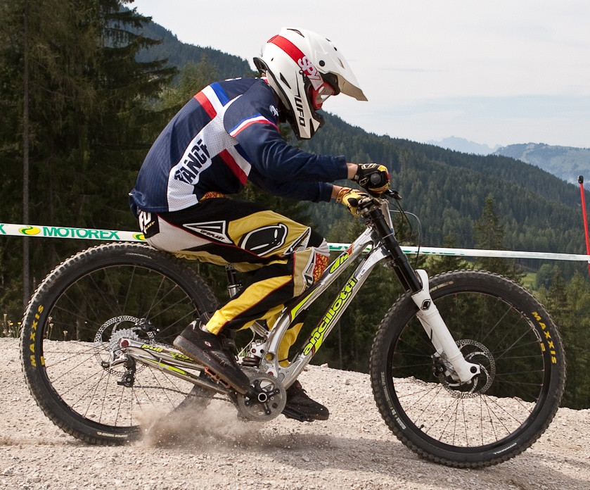Ancillotti Bottom Out at Leogang World Champs - G-Out Project: WORLD CHAMPS IN LEOGANG! - Mountain Biking Pictures - Vital MTB