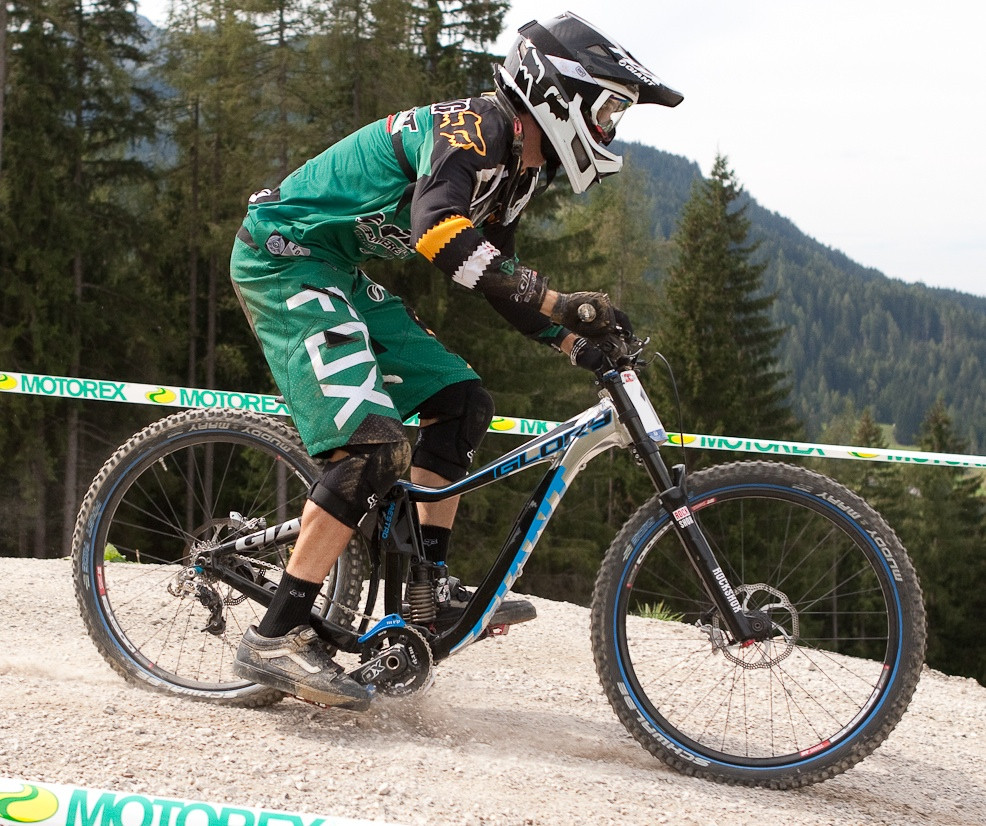 2013 Giant Glory Bottomed Out at World Champs - G-Out Project: WORLD CHAMPS IN LEOGANG! - Mountain Biking Pictures - Vital MTB