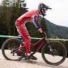 Specialized Demo 8 Bottomed Out at World Champs