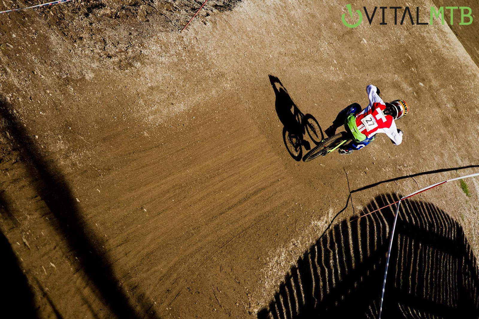 Noel Niederberger, 4th Place in Junior Men at Worlds - How Did You Miss It? - Mountain Biking Pictures - Vital MTB