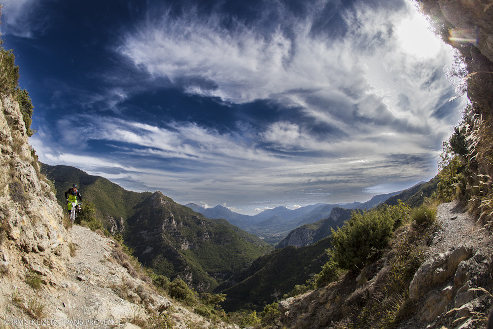 Lars Sternberg, Day 6 of the 2012 Trans Provence - 2012 Trans Provence Photo Gallery - Mountain Biking Pictures - Vital MTB