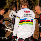 Peaty, Roskopp and Minnaar Check out the Edge Carbon Downhill Wheels