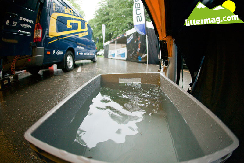 More Water - 2009 UCI World Cup Maribor - Day 3 - Mountain Biking Pictures - Vital MTB