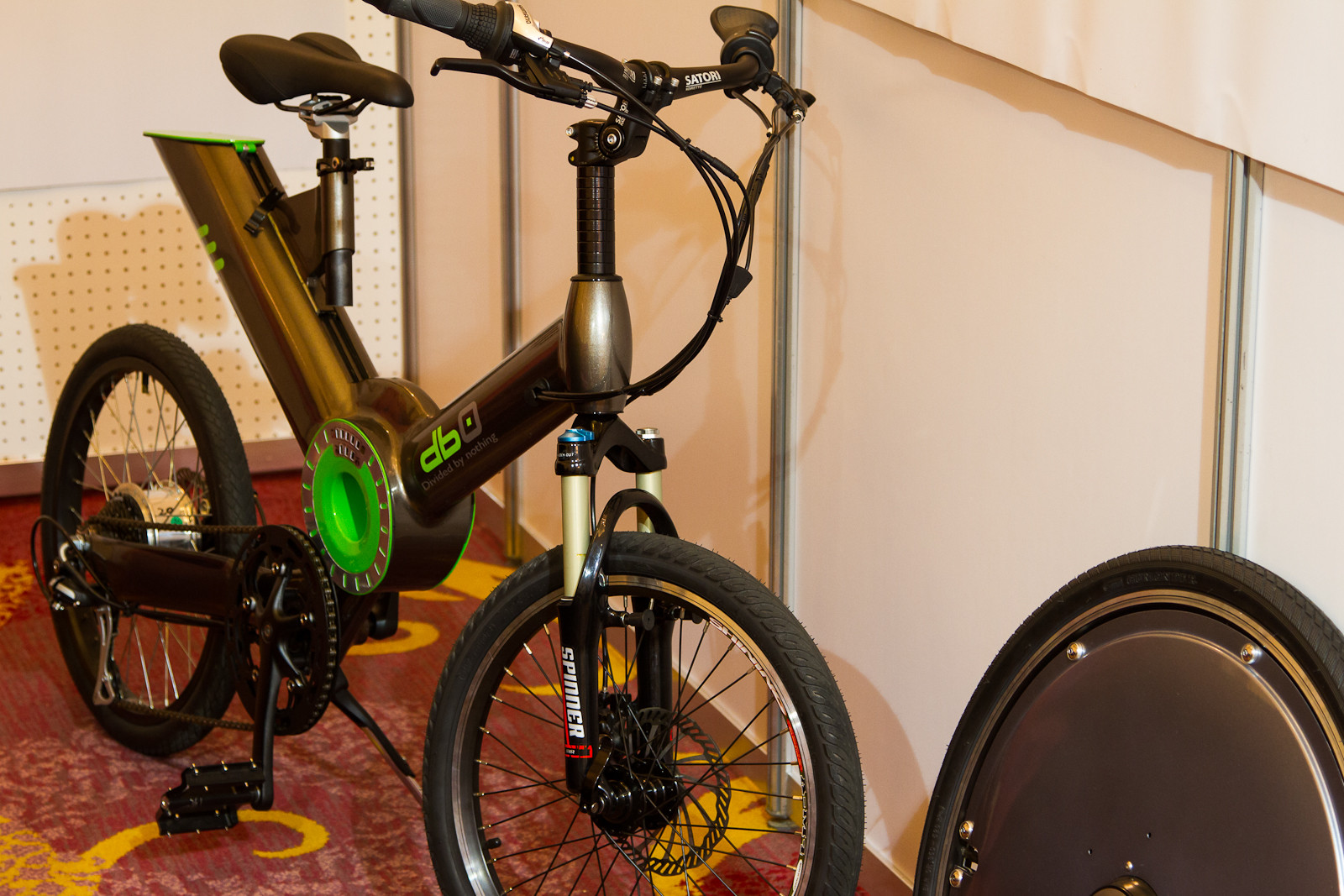 Back Up Plans? - 2013 and 2014 Products from Taichung Bike Week - Mountain Biking Pictures - Vital MTB