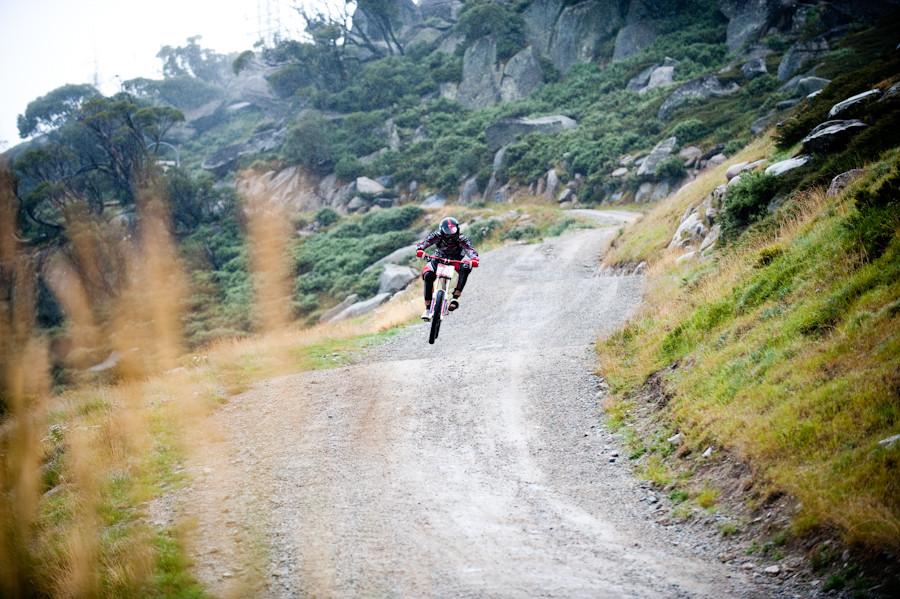 Graeme Pitts - 2010 Australian National Round, Thredbo - Mountain Biking Pictures - Vital MTB