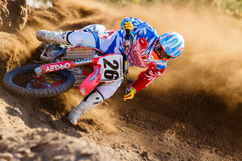 Zink Praying and Spraying - Vital MTB Motocross Day 2013 - Mountain Biking Pictures - Vital MTB