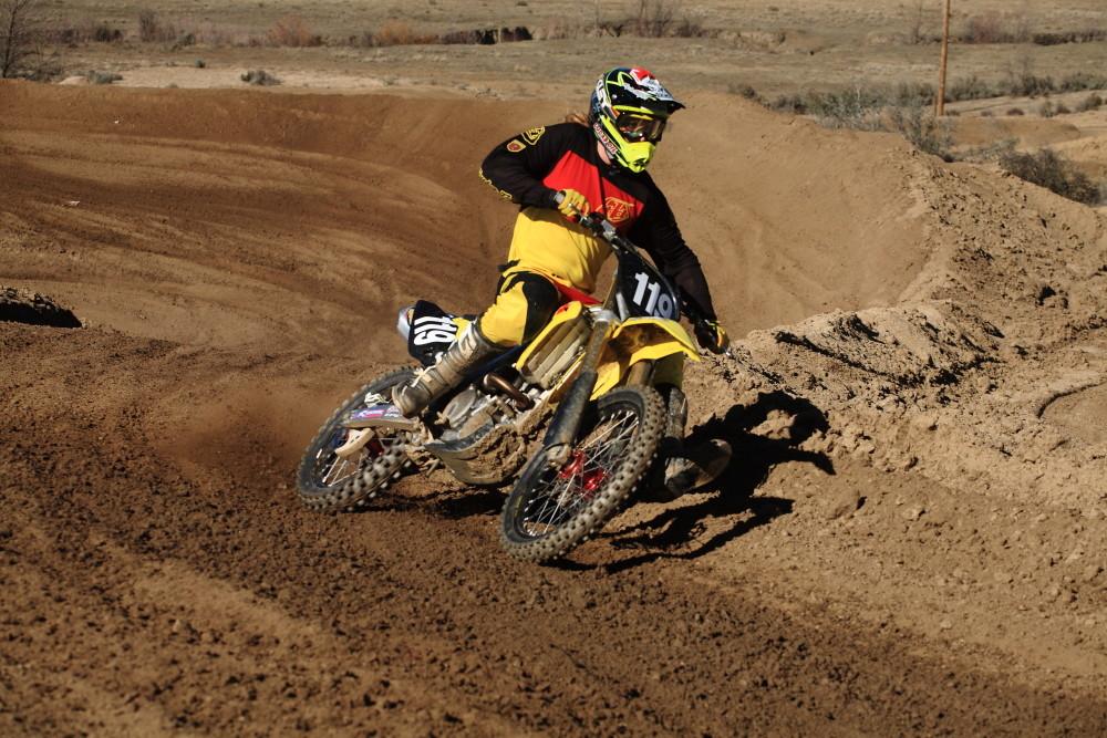 Brad Benedict - Vital MTB Motocross Day 2013 - Mountain Biking Pictures - Vital MTB