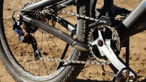 Single Ring Shimano XTR Drivetrain