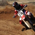 Fitzy on the Moto