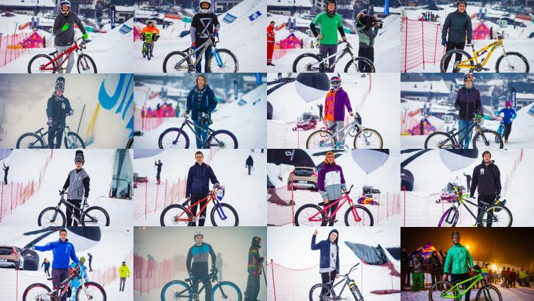 18 Bikes from White Style 2013 - 18 Pro Bikes from White Style 2013 - Mountain Biking Pictures - Vital MTB