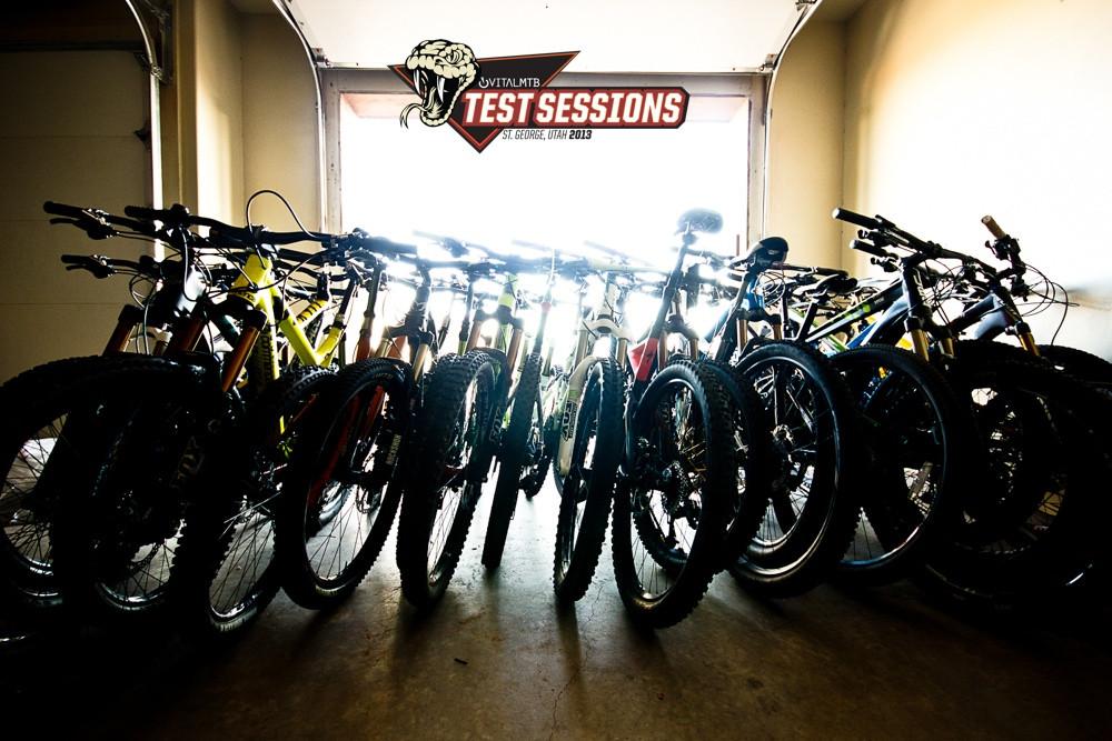 22 Trail Bikes from Vital MTB Test Sessions - 22 Trail Bikes from Vital MTB Test Sessions - Mountain Biking Pictures - Vital MTB