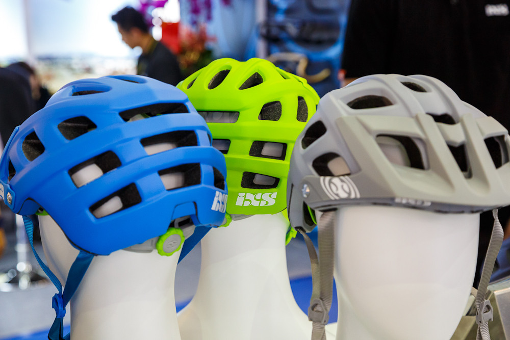 iXS Trail RS Helmet, Only 300g - 2013 Taipei Bike Show Day 1 - DVO, X-Fusion, iXS, Evoc and more - Mountain Biking Pictures - Vital MTB