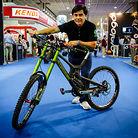 2013 Taipei Bike Show - DVO Suspension Test Bike