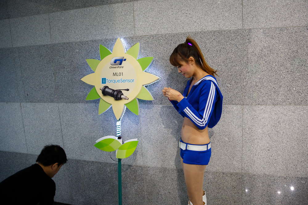 Taipei Talent - 2013 Taipei Bike Show Day 1 - DVO, X-Fusion, iXS, Evoc and more - Mountain Biking Pictures - Vital MTB
