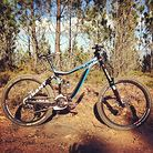 Andrew Neethling's 2013 Giant Glory Race Bike