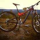 The Claw Rides a 29er!