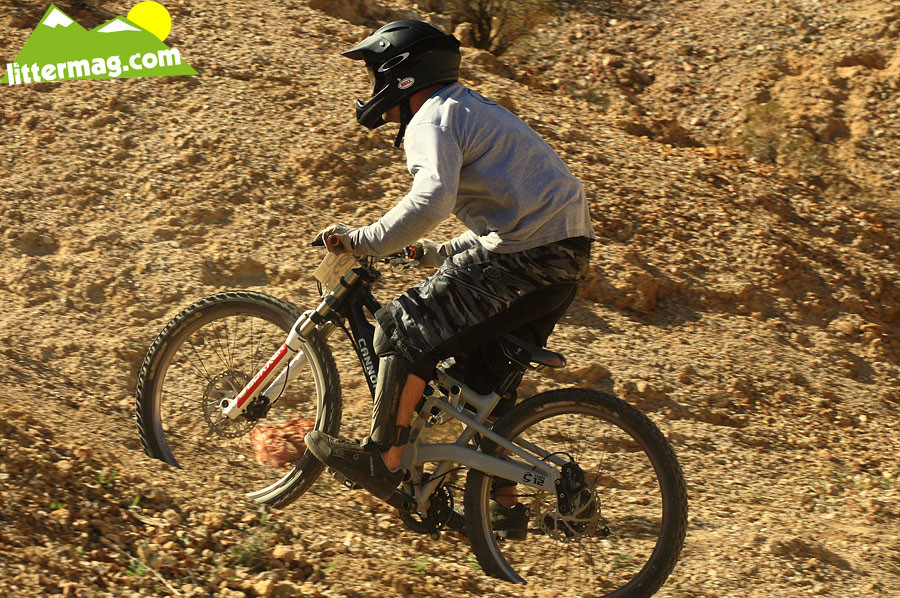 Cannondale Judge bottom out - G-Out Project: Bootleg Canyon - Mountain Biking Pictures - Vital MTB