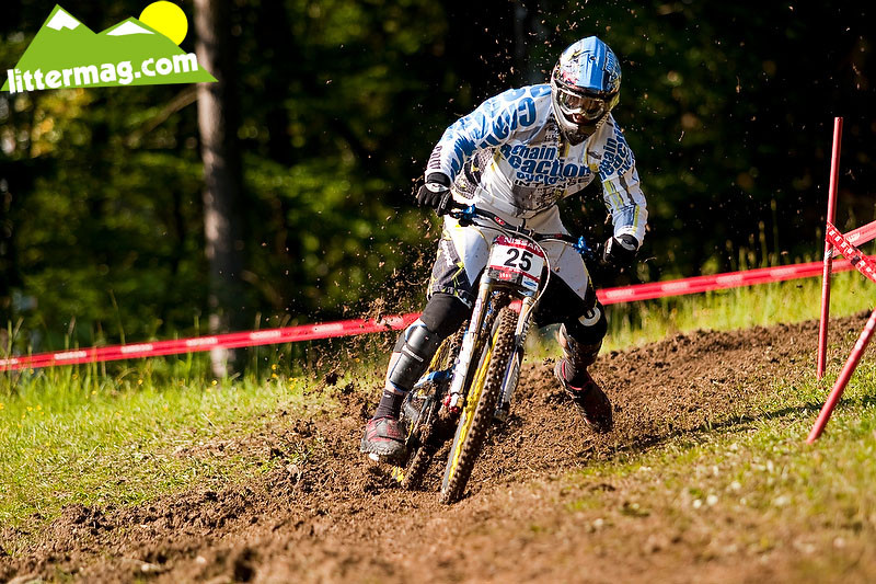 Chris Kovarik - 2009 UCI World Cup Maribor - Day 4 - Mountain Biking Pictures - Vital MTB