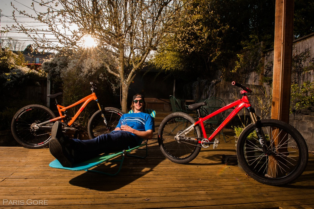 #SuperSession - Jay Trautman with his Diamondback Quiver - #SuperSession on Instagram - Mountain Biking Pictures - Vital MTB