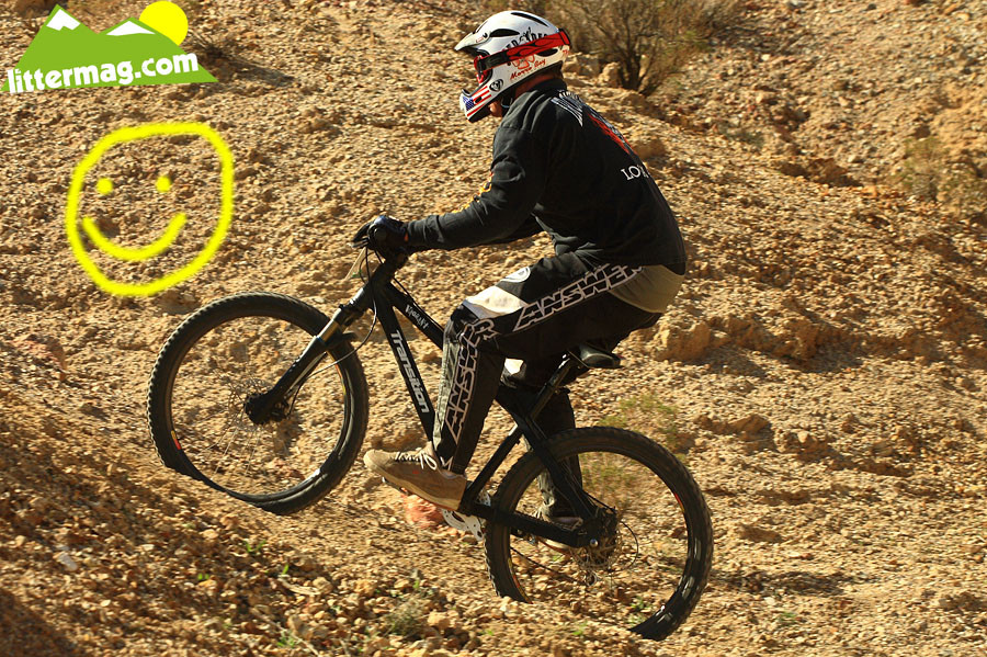Psych! Hardtail, LOL - G-Out Project: Bootleg Canyon - Mountain Biking Pictures - Vital MTB