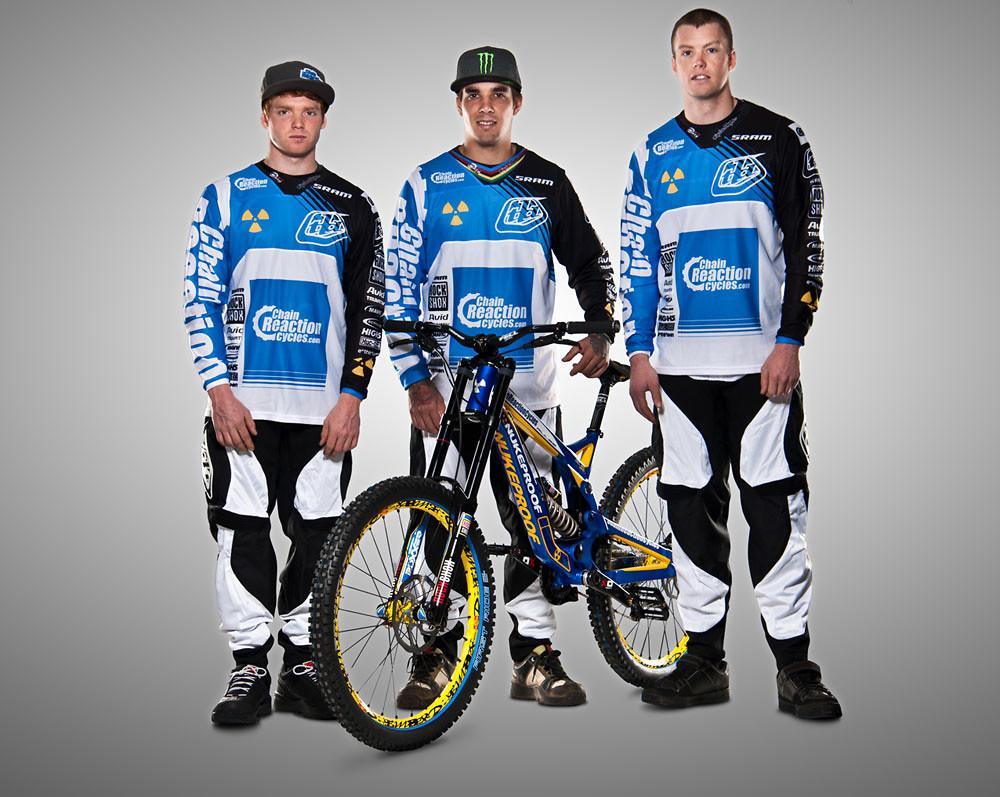 2013 Team CRC Kit and Bike - sspomer - Mountain Biking Pictures - Vital MTB