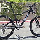 Prototype Giant 650b Carbon Trail Bike!